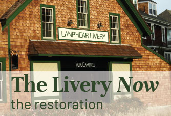 The Livery Now: the restoration